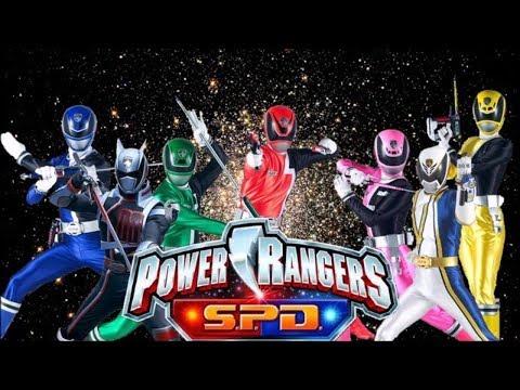 Power Rangers S P D  Episodes 1 38 Season Recap   Retro Kids Superheroes History   YouTube