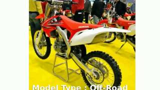 1. 2009 Honda CRF 250R  Top Speed superbike Dealers Features Specification Engine Details