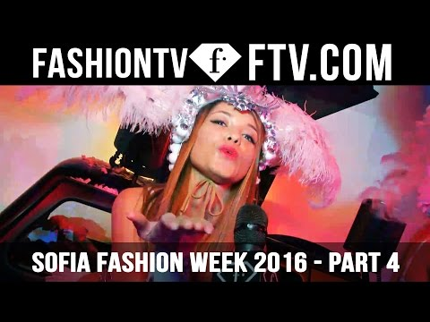 Sofia Fashion Week Spring/Summer 2016 After-Party event