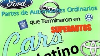 Partes de Autos Ordinarios que Terminaron en SuperAutos *CarsLatino* full download video download mp3 download music download