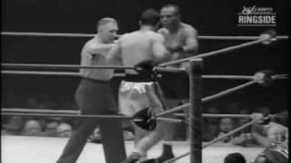 Rocky Marciano Vs Jersey Joe Walcott II - 1953