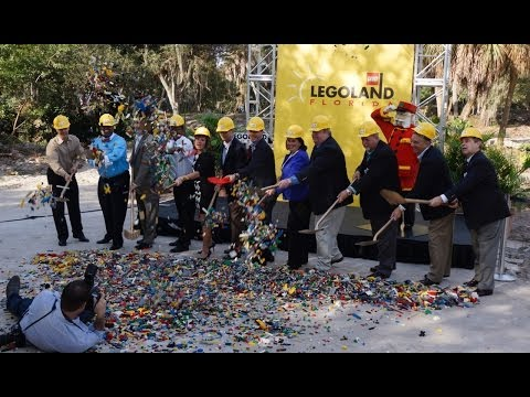 Legoland Florida announces new Legoland Hotel to open in 2015