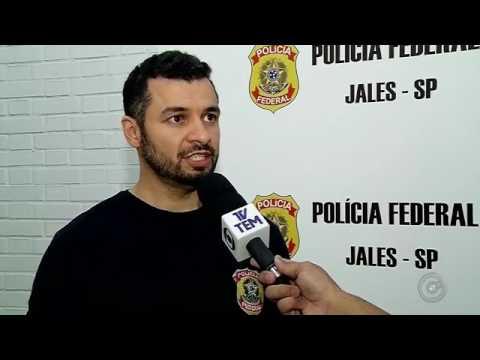Jales - População apoiou a Polícia Federal no inquérito sobre as duas médicas em Jales, o vídeo gravado pela PF já atingiu mais de 13 mil visualizações.