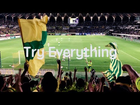 Football Meets Music : Try Everything - By Shakira