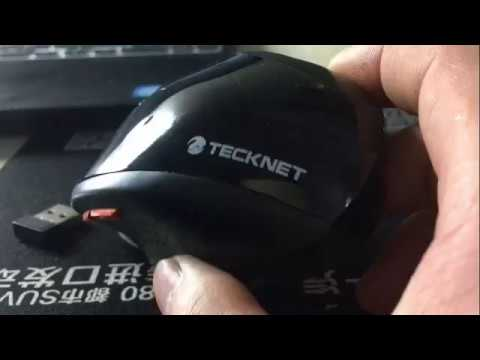 TeckNet Classic 2.4G Portable Optical Wireless Mouse Review