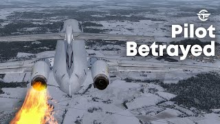 Video Pilot Betrayed | Terrifying Moments as Both Engines Failed After Takeoff | SAS Flight 751 | 4K MP3, 3GP, MP4, WEBM, AVI, FLV Januari 2019