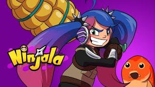 We CAN'T STOP WINNING in Ninjala! by SkulShurtugalTCG