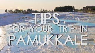 Pamukkale Turkey  city pictures gallery : PAMUKKALE Turkey | What to expect & TIPS