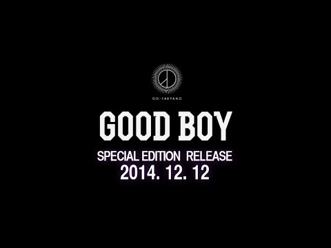 GDXTAEYANG SPECIAL EDITION 'GOOD BOY' TEASER SPOT