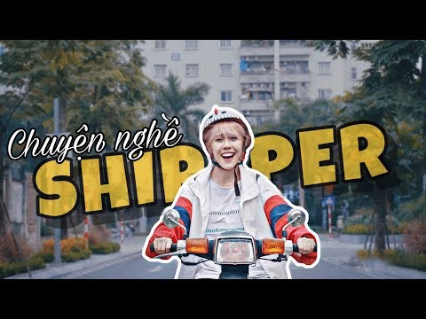 [Nhạc chế] - CHUYỆN NGHỀ SHIPPER - Hậu Hoàng - Thời lượng: 3:59.