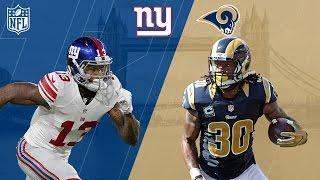 Giants vs. Rams Trailer (Week 7) | NFL in London by NFL