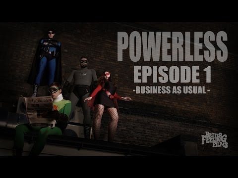 POWERLESS EP 1 - BUSINESS AS USUAL