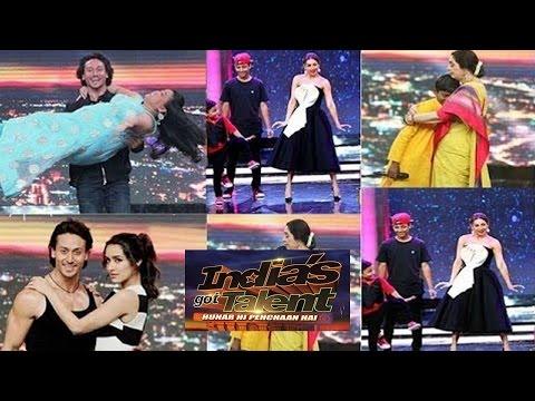 India's Got Talent 7 | Tiger Shroff & Shraddha K