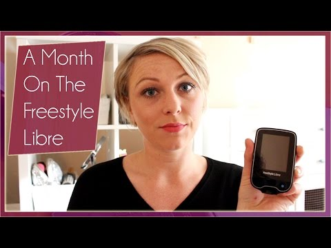 A Month on the Freestyle Libre - My Thoughts