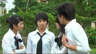 Bo tu 10A8 - phim teen Vietnam - Bo tu 10A8 - Tap 41 - Ngay buon cua Mai Lam
