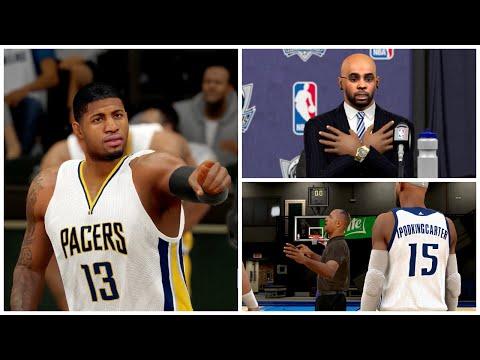 VC - NBA 2K15 Next-Gen MyCAREER Mode Gameplay - NBA 2K15 My Career Episode 20. This is a The VC Struggle + Random Catch & Shoot Drill Feat. David IpodKingCarter for MyCAREER. Enjoy Folks!