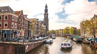Amsterdam Netherlands  city images : How Expensive is AMSTERDAM, Netherlands? Walking Tour, Food & More