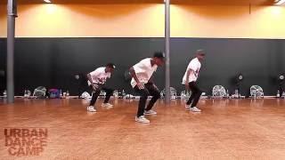 "Quick Crew ft. Chachi Gonzales&Baiba Klints :: ""Echo"" by Eminem (Choreography) :: Urban Dance Camp"