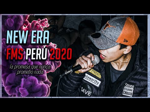 New Era: El mero mero de tu cantera FMS Perú - Rapstyle (recopilación)