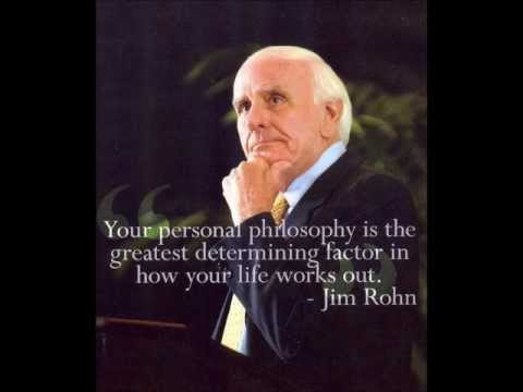 Jim Rohn   Getting Rich is Easy