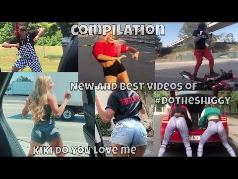 Drake In My Feelings Dance Challenge Compilation Best Ones #dotheshiggy