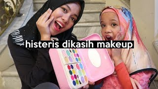 Video Dikadoin Kids Makeup, Saleha Histeris! LUCUUU! | SOHWAcam MP3, 3GP, MP4, WEBM, AVI, FLV Mei 2019
