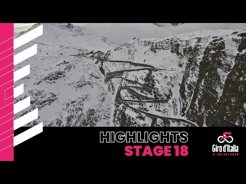 Giro d'Italia 2020 | Stage 18 | Highlights
