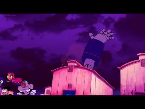 Teen Titans Go To The Movies Final Battle