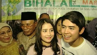 Video Aliando Hadiri Acara Halal Bihalal Keluarga Besar Prilly - HotShot 07 September 2014 MP3, 3GP, MP4, WEBM, AVI, FLV Oktober 2018