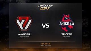 Tricked vs AVANGAR, HellCase Cup Season 7