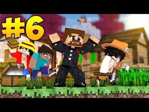 НОВОЕ ПУТЕШЕСТВИЕ #6 - РАЗВИВАЕМ КОЛОНИЮ, СТРОИМ СКЛАД - Minecraft