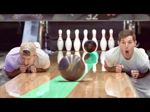 Bowling Trick Shots 2 | Dude Perfect - Thời lượng: 7 phút và 36 giây.