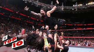 Nonton Top 10 Raw Moments  Wwe Top 10  July 9  2018 Film Subtitle Indonesia Streaming Movie Download