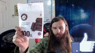 Marijuana Edible Review: Venice Cookie Co Dark Chocolate and Sea Salt Minis 100 mg by  Weeats Reviews