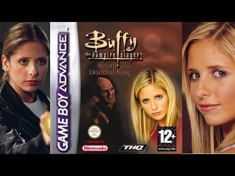 Buffy contre les Vampires Game Boy