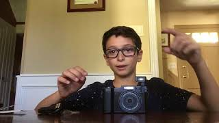 Video My New Camera (Unboxing And Review) MP3, 3GP, MP4, WEBM, AVI, FLV Juli 2018