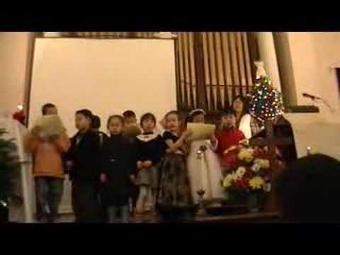 KMC Church Elementary School Singing