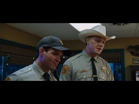 Jack Reacher Never Go Back 2016 - Sheriff and deputy gets screwed