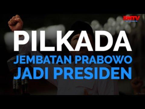 Pilkada Jembatan Prabowo Jadi Presiden