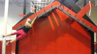 American Ninja Warrior Training - Video 1