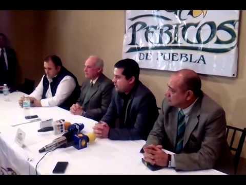 Nuestro Gerente Deportivo José Meléndez anuncia royectos para la temporada 2015