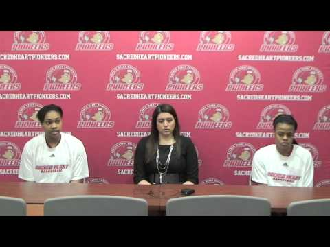 Women's Basketball Postgame Press Conference: Villanova 62 - Sacred Heart 59