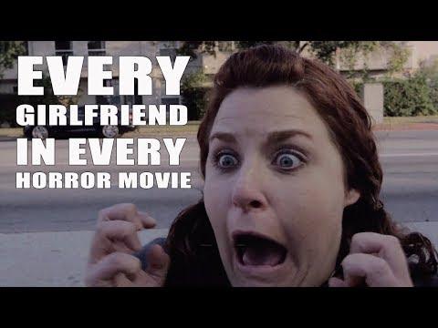 Horror Movie Girlfriend