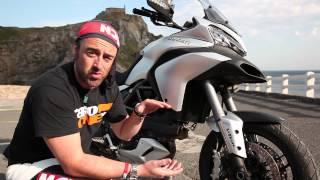 6. 2013 Ducati Multistrada first ride