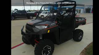 4. 2018 Polaris® Ranger XP® 1000 EPS Matte Titanium Metallic...