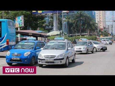 Tranh cãi quanh việc mặc đồng phục cho taxi Thủ đô | VTC1 - Thời lượng: 4 phút, 57 giây.