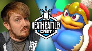 Where is DBX??? | DEATH BATTLE Cast by ScrewAttack