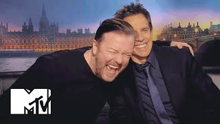 Ben Stiller, Owen Wilson, Rebel Wilson & Ricky Gervais Play 'F--k, Marry, Kill' | MTV After Hours