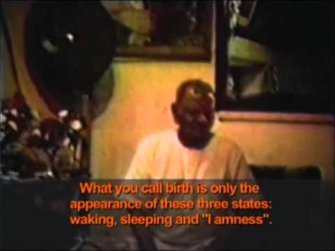 Nisargadatta Maharaj: The Lost Satsang – Part-1