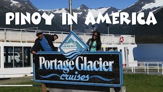 Portage (IN) United States  City pictures : Alaska | 1000 years old Glacier Ice | Alaska Portage Glacier | Pinoy in America vlog #26